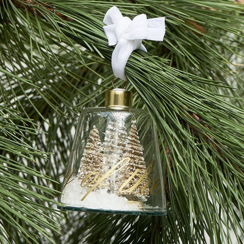 Vianočná ozdoba Joy Of The Season Ornament gold S