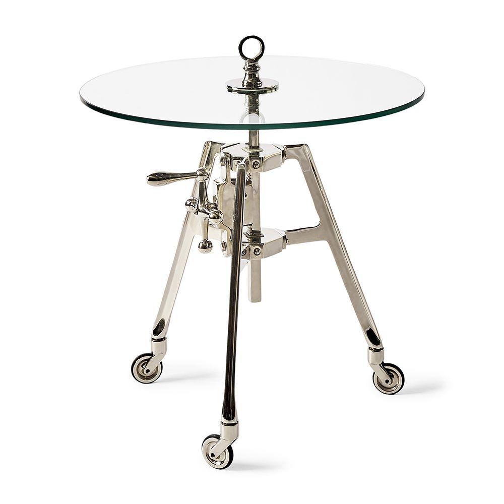 Bricklane Coffee Table ∅ 46cm