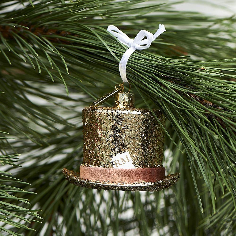 Vianočná ozdoba Fancy Hat Ornament