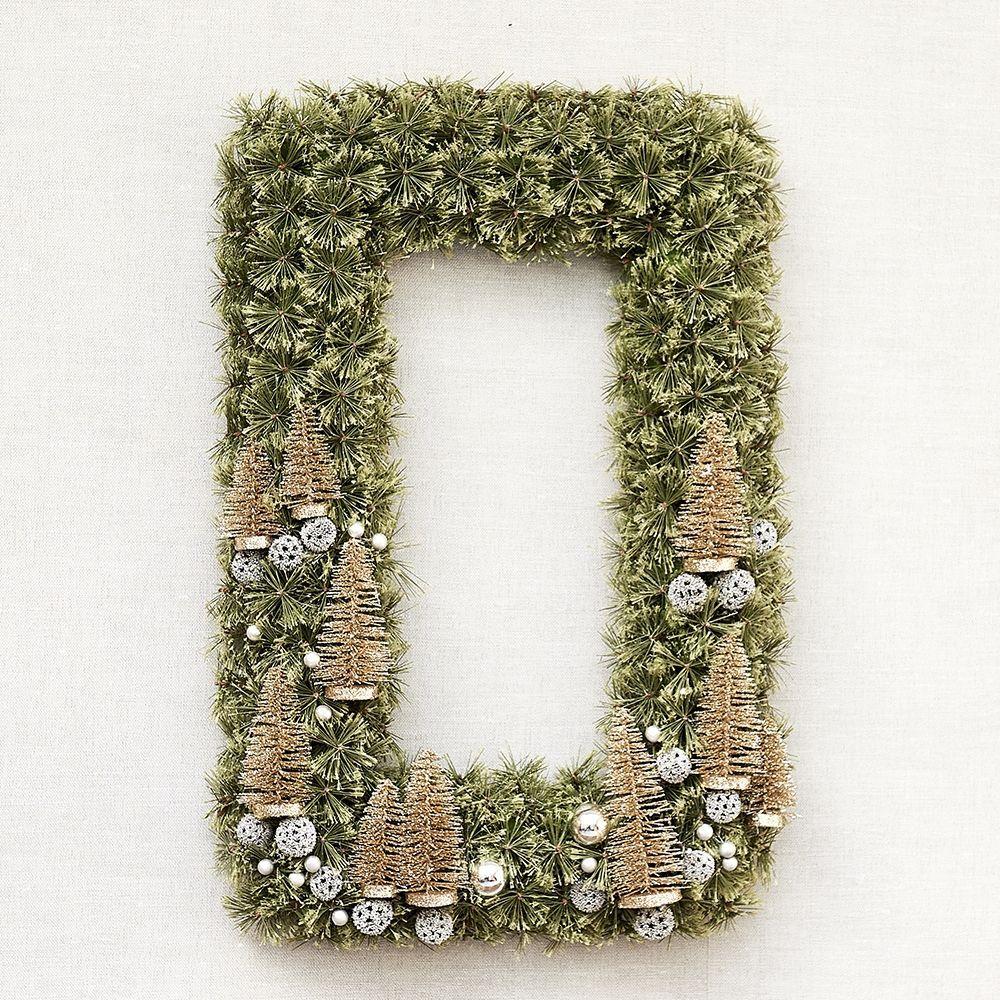 Veniec Schwarzwald Wreath Rect. 40x60 cm