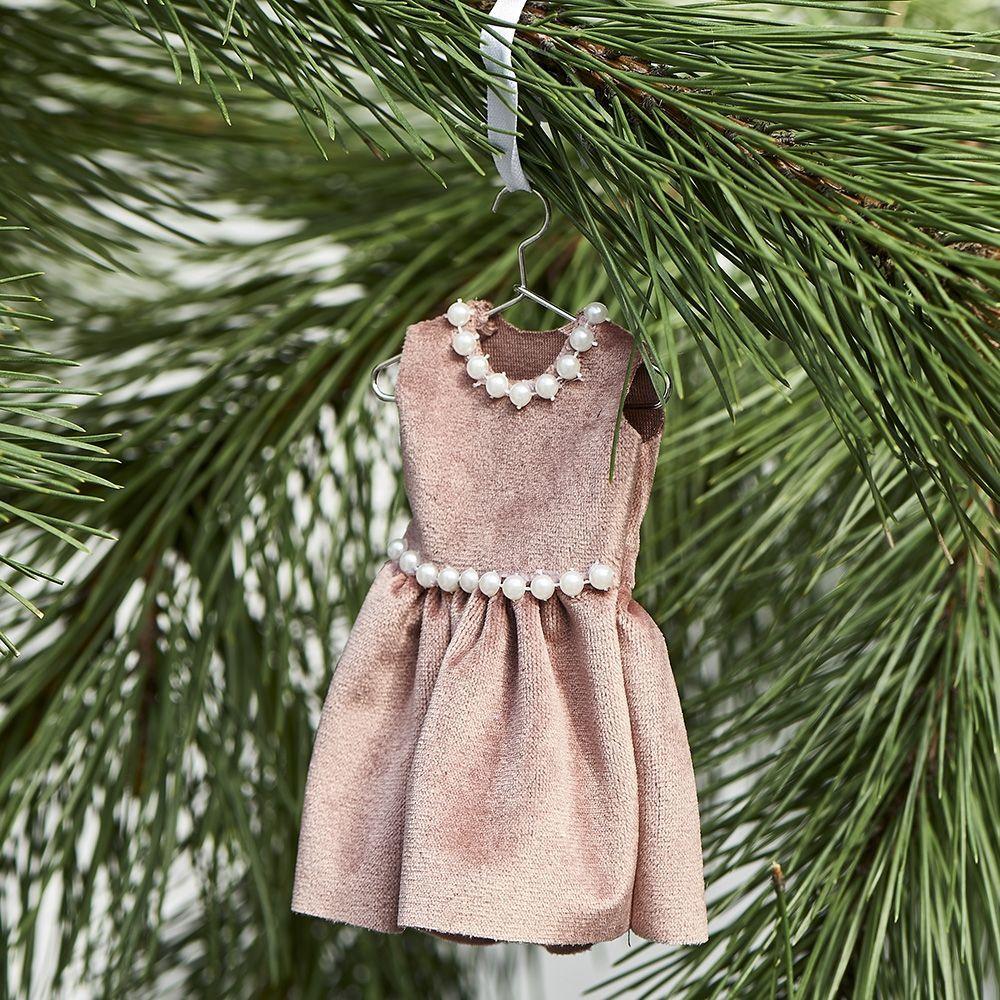 Vianočná ozdoba Jacky Dress Ornament
