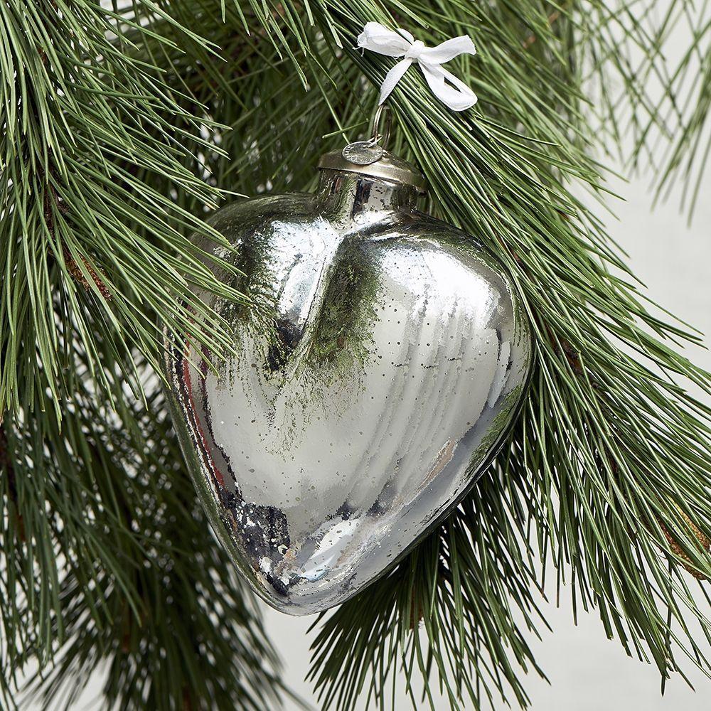 Vianočná ozdoba Classic Heart Ornament