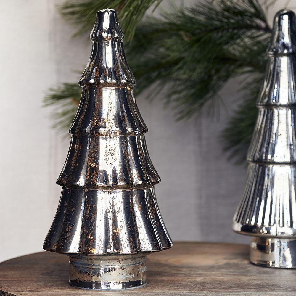 Vianočná ozdoba Chamonix Christmas Tree With Light