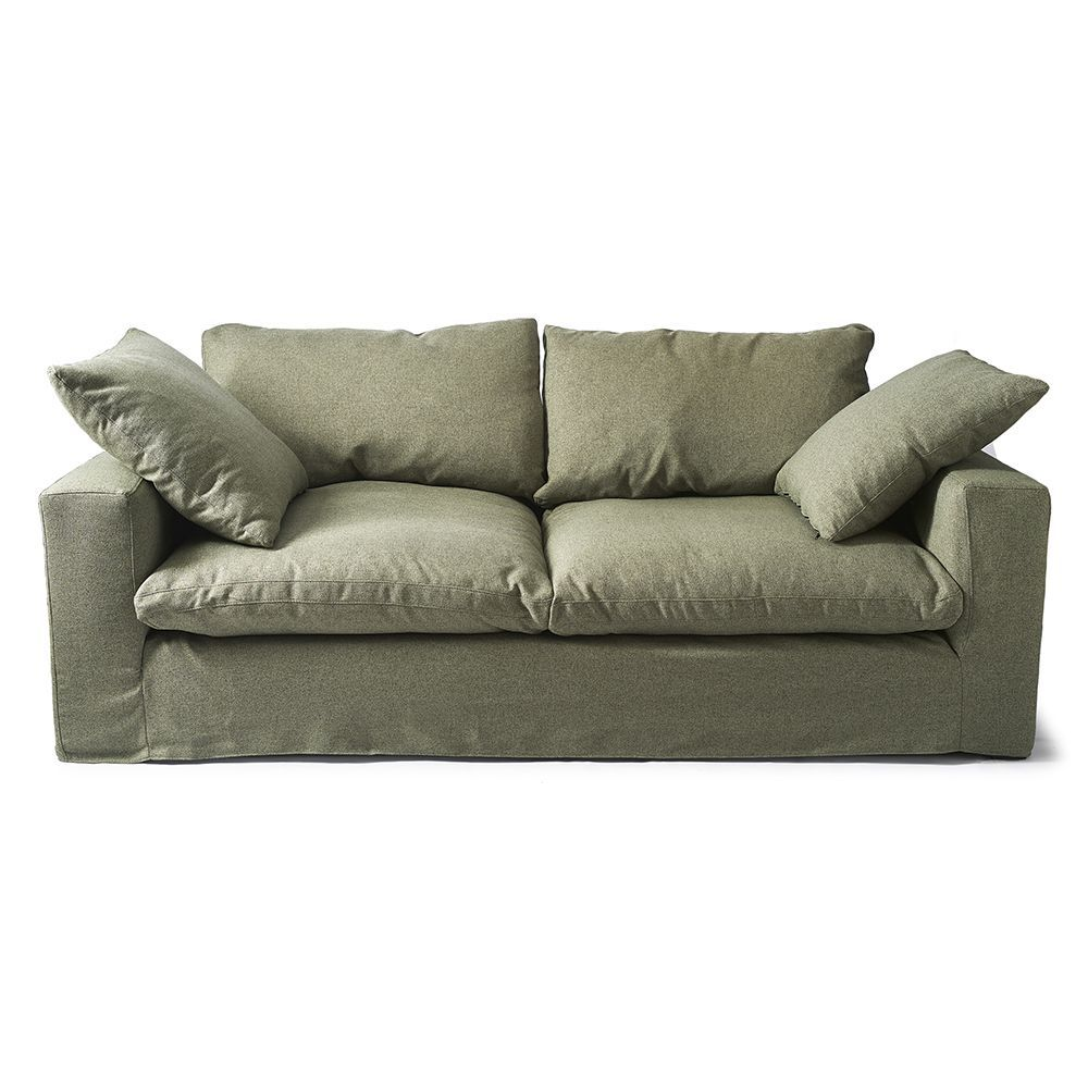 Sedačka Residenza Sofa 3.5s, Ofxord Weave, Green