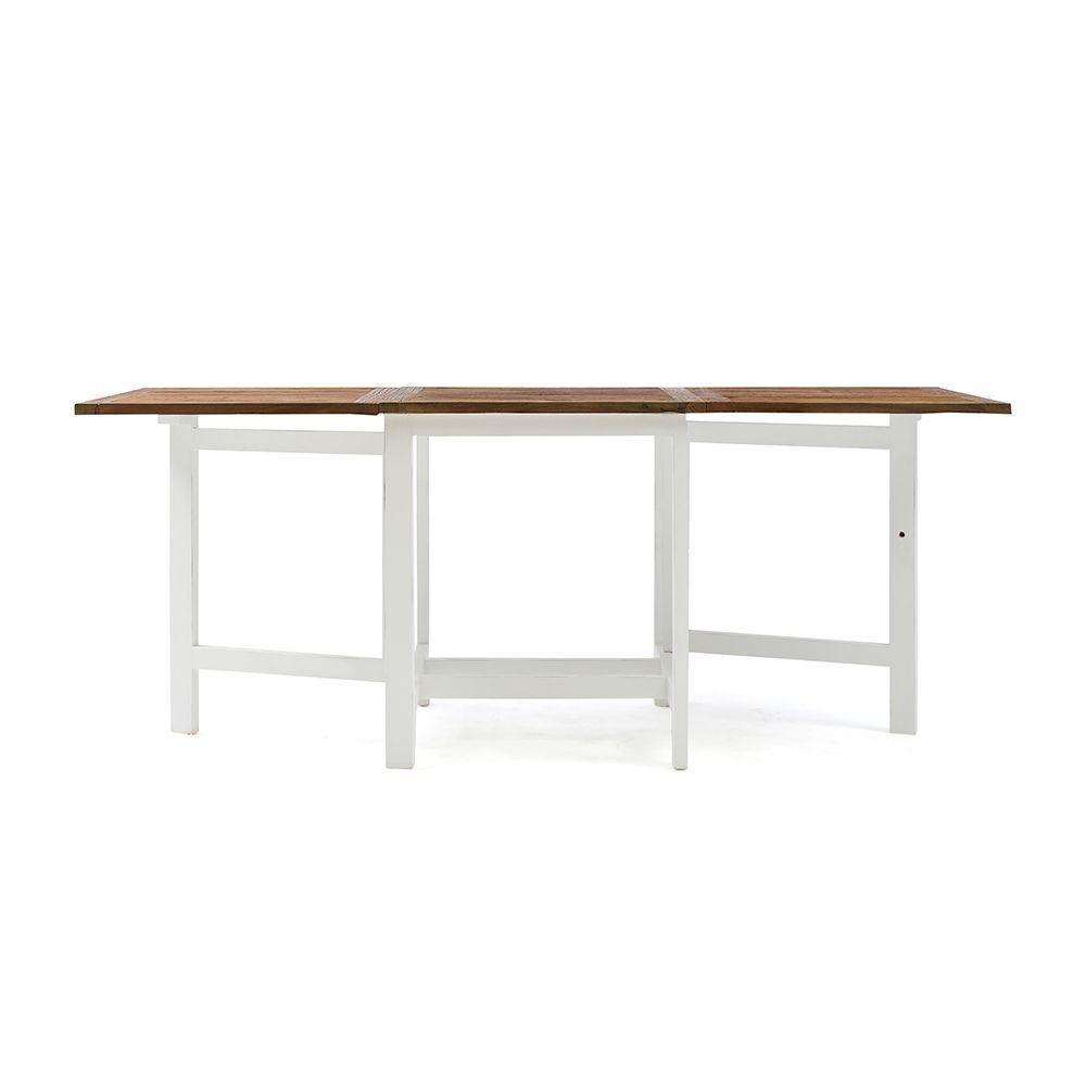 Wooster Street Dining Table, rozkládací, 70/135/200 cm
