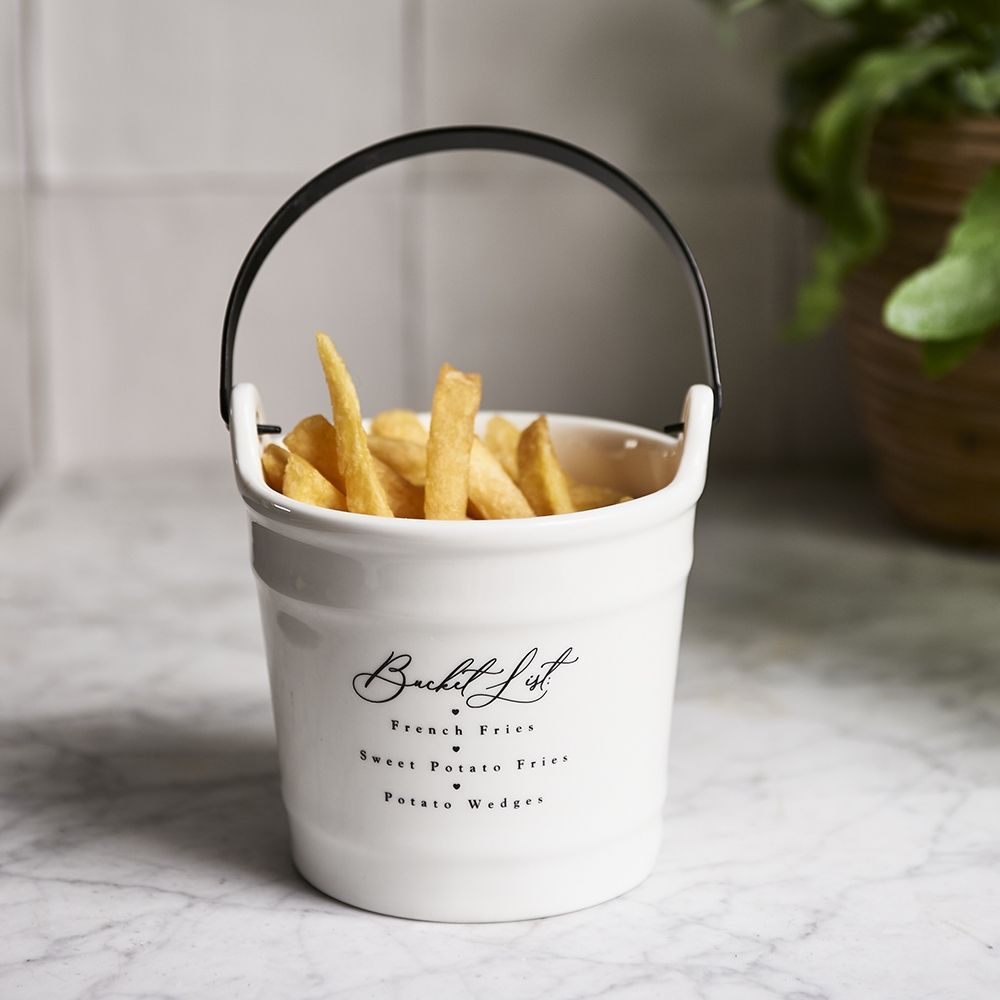 Dóza Choose Your Fries Bucket