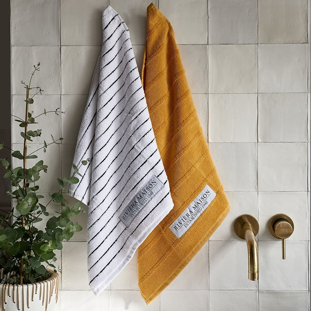 Uterák RM Island Bay Kitchen Towel yellow 2 pcs