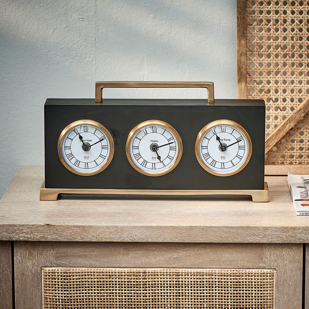 Hodiny The Residence World Clock