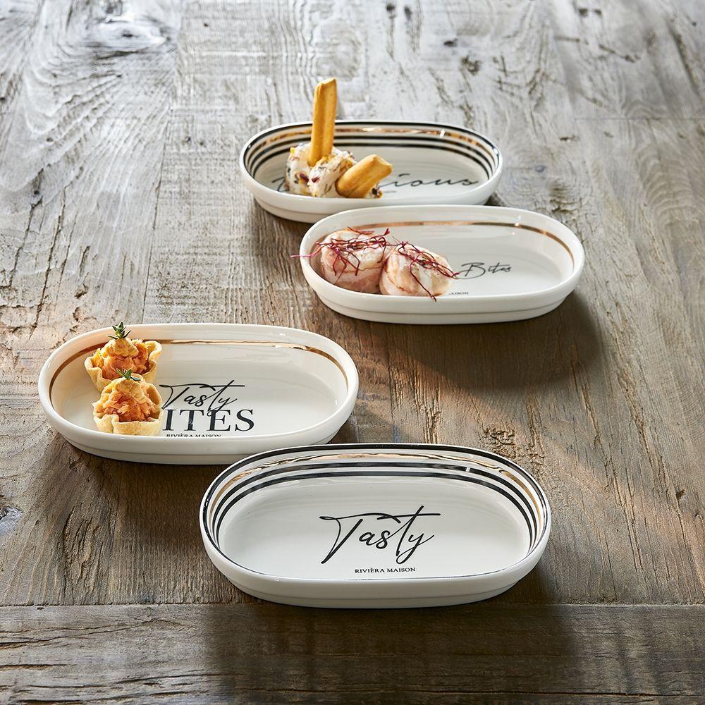Set misiek Tasty & Delicious Tapas Bowls 4 pcs