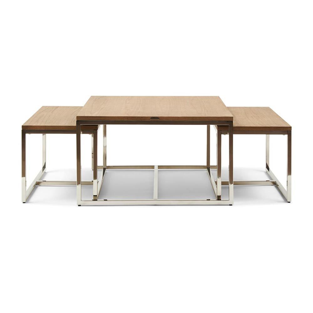 Nomad Coffee Table S/3