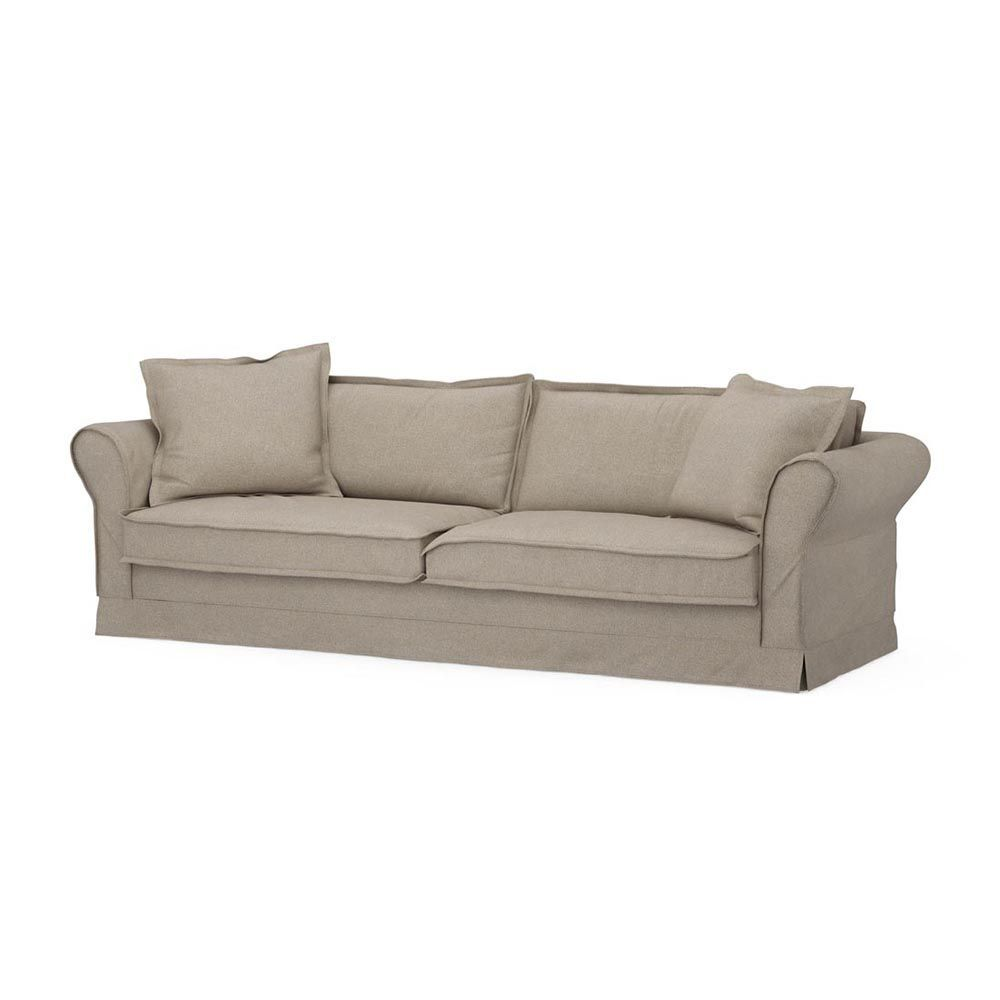 Carlton Sofa 3,5s, Oxford Weave, AnsFla