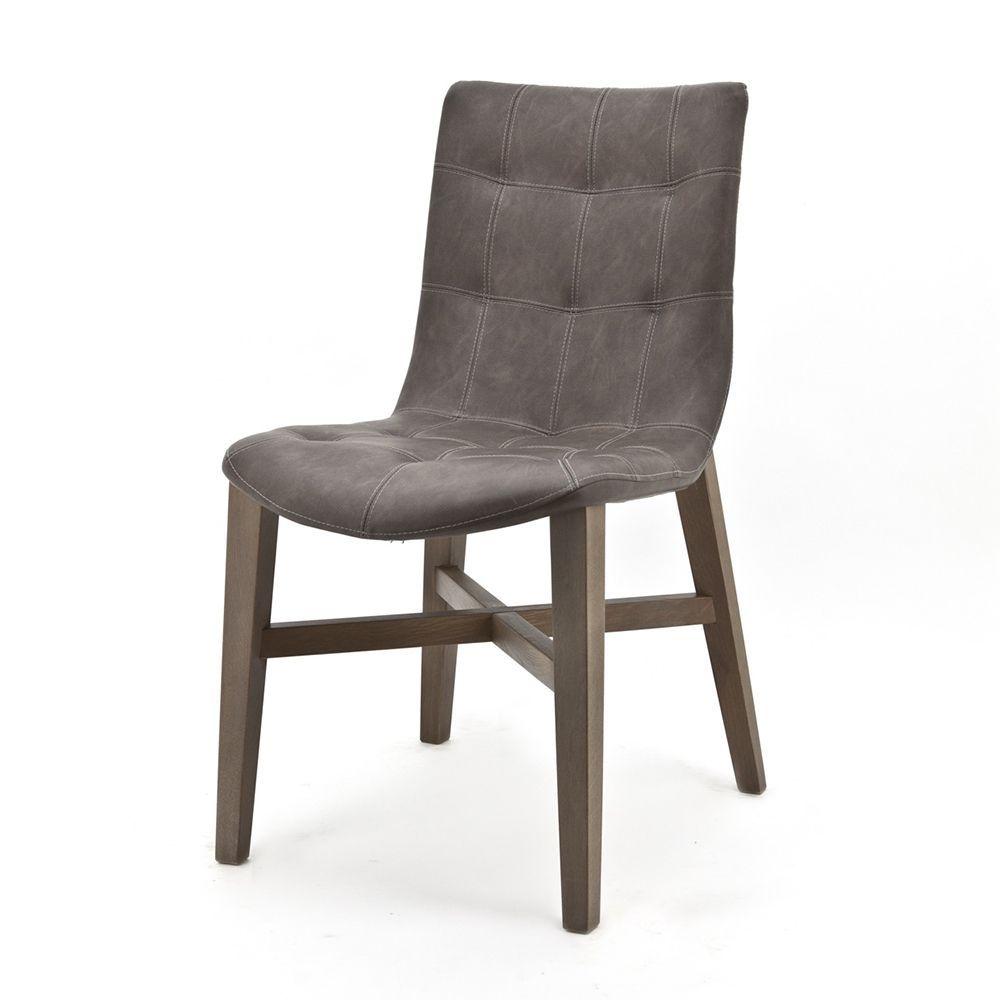 Jedálenská stolička Neba Taupe