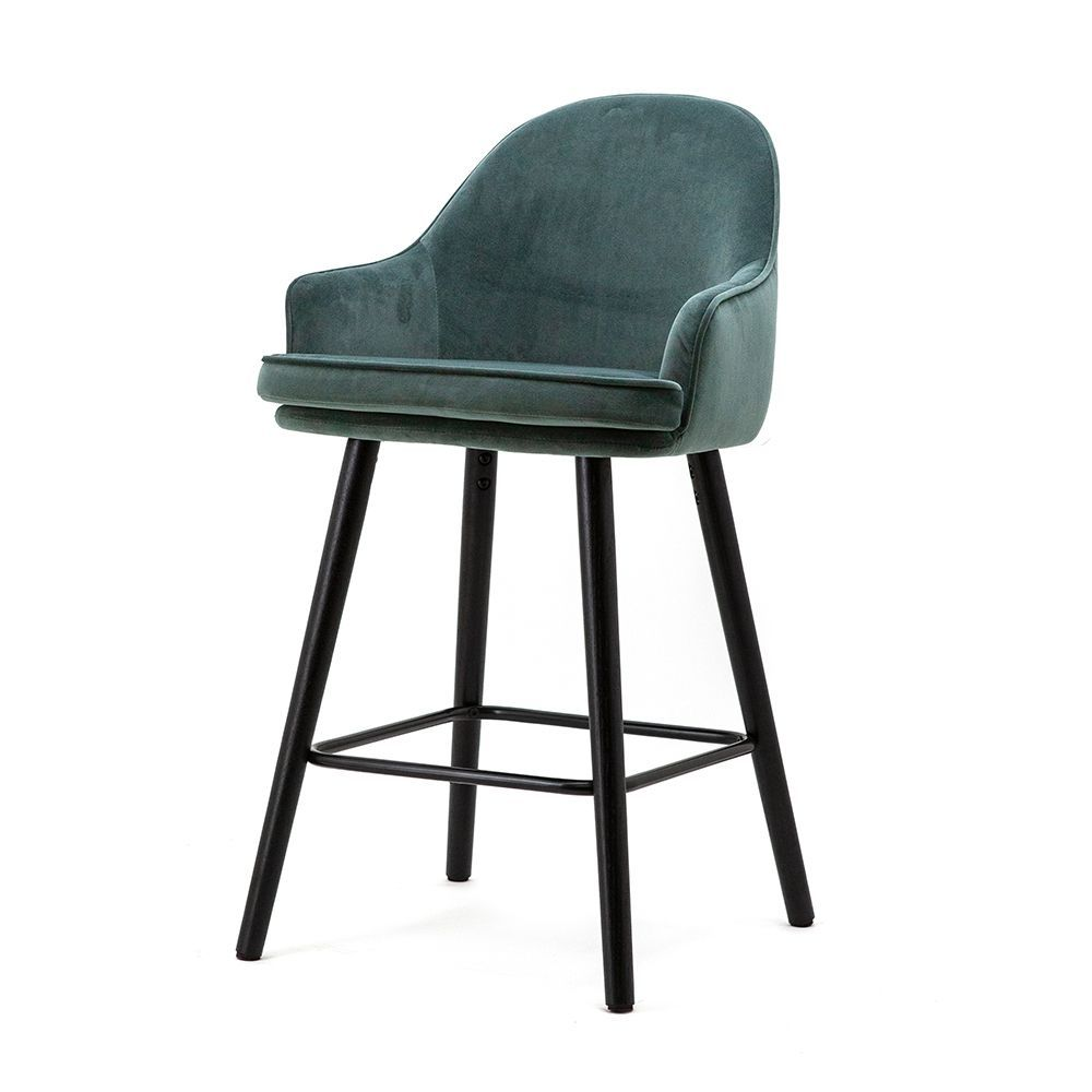 Barová stolička Barbara, Blue Motown