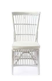 Ratanová jedálenská stolička Planation