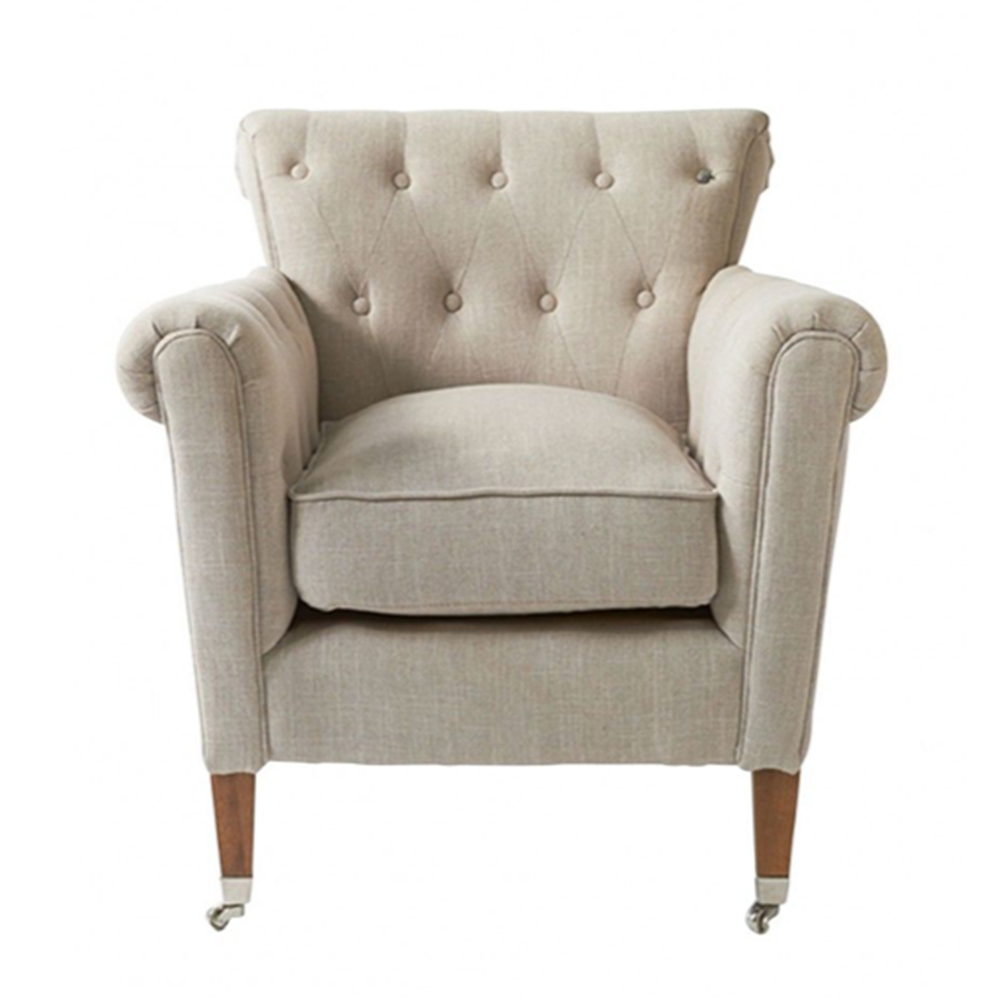 Kreslo Paramount Armchair, linen