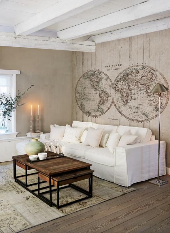 Tapeta World Map