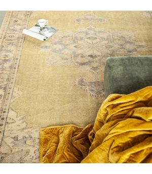 Carpet Blush 160x230 cm - yellow