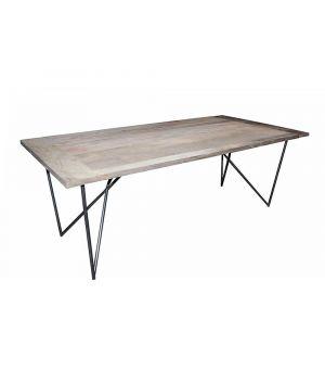 Jedálenský stôl Sheffield 200x100cm