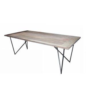 Jedálenský stôl Sheffield, 200x100cm