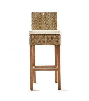 Barová stolička Rustic Rattan