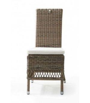 Záhradná ratanová stolička St. Malo