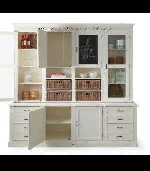 Martha's Vineyard Recipes Cabinet