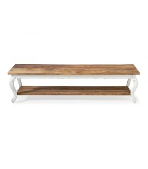 Driftwood Coffee Table 165 x 45 cm