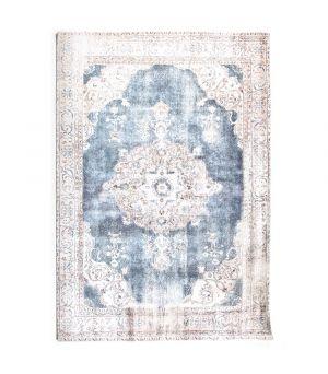 Carpet Florence 160x230 cm - beige / blue