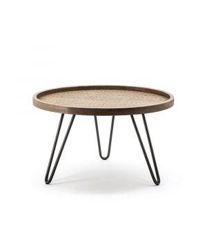Konferenčný stolík Drax - small, ∅60cm