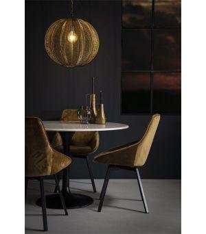 Závesná lampa Floss large - bronze