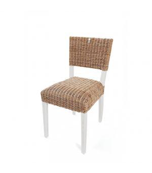 Ratanová jídelní židle Beecham