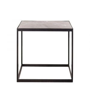 Sidetable Marble - 50x50