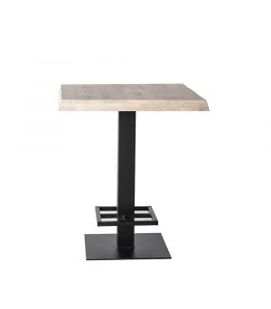 Counter table - 80x80 natural