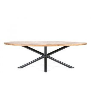 Oválny jedálenský stôl Oscar 240x110cm