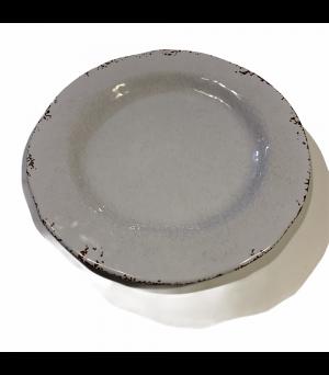 Tanier Fréjus plate white 28cm