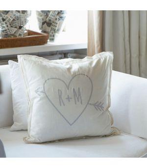Návlek na vankúš Love RM Pillow Cover white 50x50