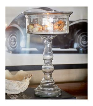 Svietnik Maidstone Glass Hurricane