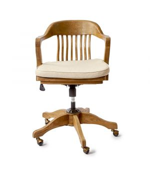 Otočná stolička Boston Desk Chair