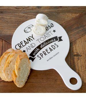Servírovací tanier Creamy Cheese Plate