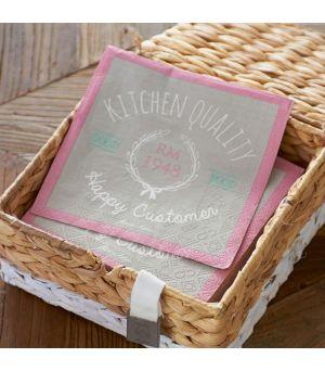 Obrúsky Kitchen Quality Paper Napkin