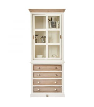 Long Key Buffet Cabinet, S with drawers
