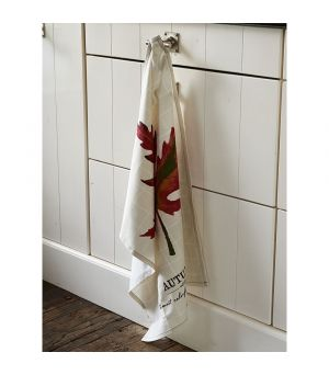 Utierka RM Tea Towel Maple Leaf