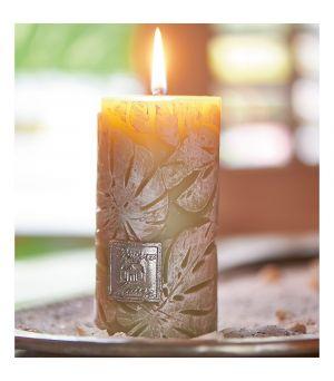 Sviečka Monstera Leaf Candle 7x13