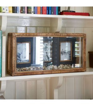 Cabot Cove Shadow Box L