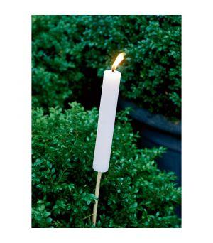 Svietnik Garden Torch pink S