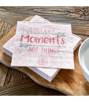 Obrúsky Paper Napkin Collect Moments