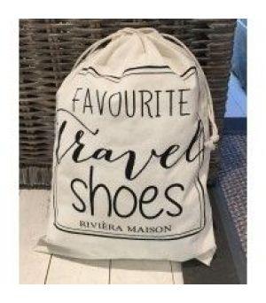 Pytlík na přezůvky Travel Shoes Shoe Bag