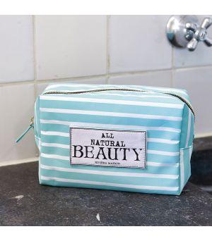 Toaletná taška All Natural Beauty COSMO Bag mint