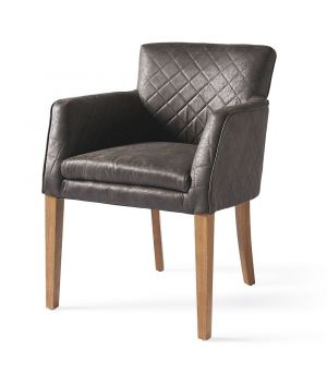 Waverly Armchair, Pellini, Espresso