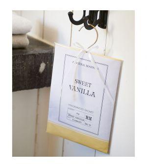 Vonný sáčok Fragranced Sachet Sweet Vanilla